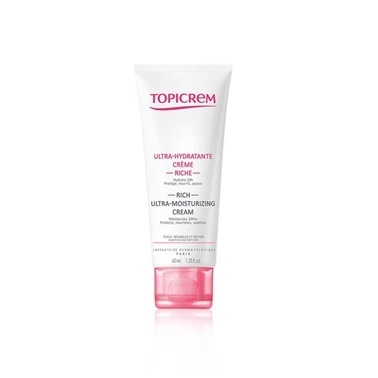 Topicrem Topicrem Ultra Moisturizing Face Cream Rich 40ml Renksiz